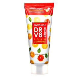 Пенка DR.V8 Vitamin FarmStay