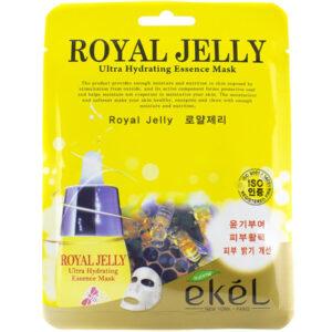 Маска питательная Royal Jelly EKEL