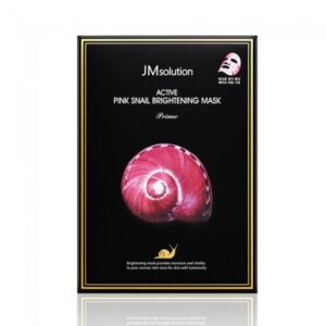 Маска Active Pink Snail Brightening JMsolution
