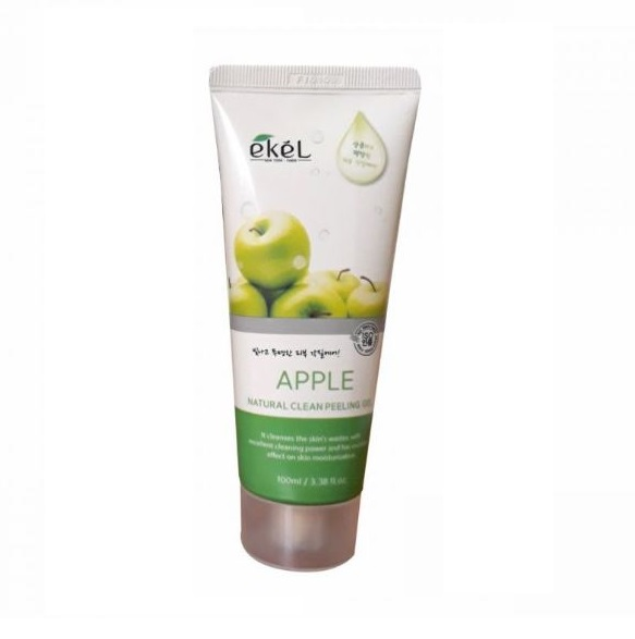 Пилинг-скатка Apple Natural EKEL