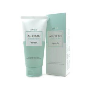 Пенка All Clean Green pH 5,5 Heimish