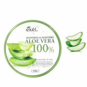 Гель Aloe Vera 100% Ekel