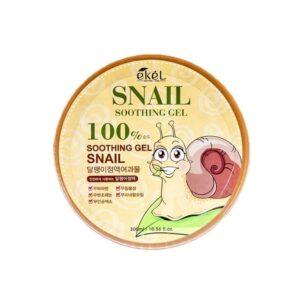 Гель с улиточным муцином 100% Gel Snail Ekel