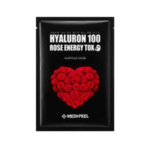 Маска Hyaluron 100 Rose Energy Medi-Peel