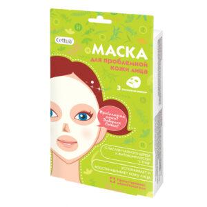 Маска для проблемной кожи лица Cettua