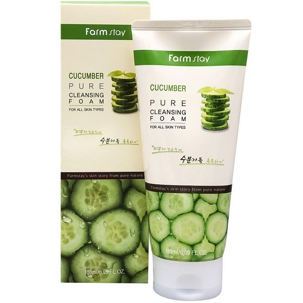 Пенка Pure Cucumber FarmStay