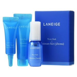 Набор миниатюр Water Bank Hydro Kit Laneige