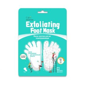 Пилинг-носочки Exfoliating Foot Mask Cettua