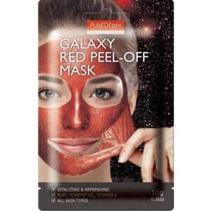 Маска Galaxy Red Peel-Off Purederm