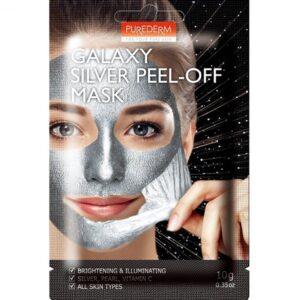 Маска Galaxy Silver Peel-Off Mask Purederm