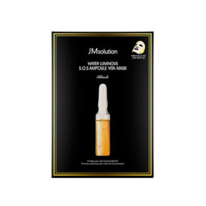 Маска Water Luminous S.O.S. Ampoule Vita JMsolution