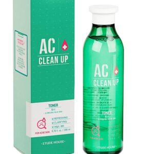 Тонер AC Clean Up Etude House