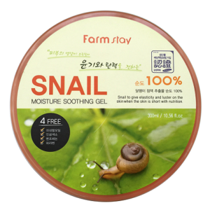 Гель Snail Moisture Soothing FarmStay