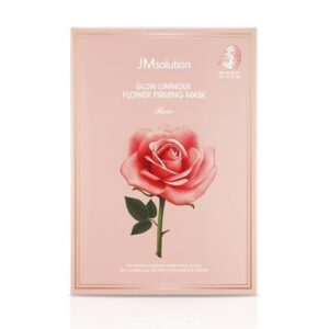 Маска Glow Flower Firming Rose JMsolution