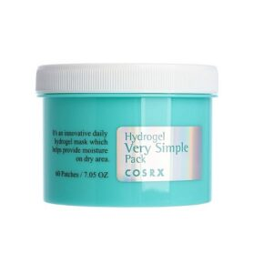 Патчи Hydrogel Very Simple COSRX
