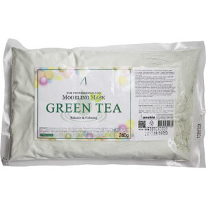 Маска альгинатная Green Tea For Balance 240 г. Anskin
