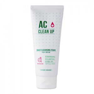 Пенка AC Clean Up Daily Etude House