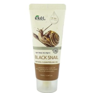 Пилинг-скатка Natural Clean Snail EKEL