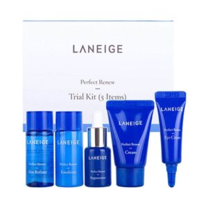 Набор миниатюр Perfect Renew Trial Kit Laneige