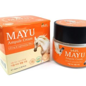 Крем питательный Mayu Ampule Ekel