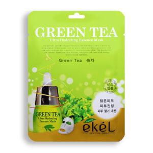 Маска освежающая Green Tea Ultra Hydrating EKEL