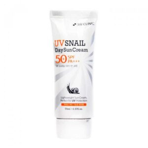 Крем Snail Day Sun SPF 50 PA+++ 3W Clinic