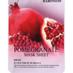 Маска Pomegranate Sheet Baroness