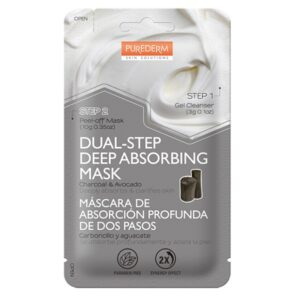 Маска Dual-Step Deep Absorbing Purederm