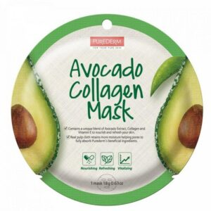 Маска Avocado Collagen Purederm