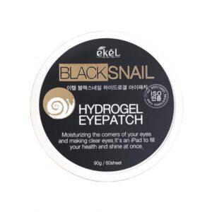 Патчи Black Snail Hydrogel Ekel