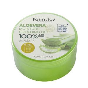 Гель Aloe Vera Moisture 100% FarmStay