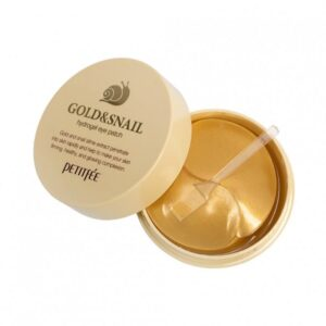 Патчи Gold & Snail Hydrogel PetitFee