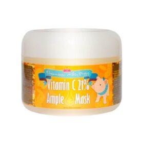 Маска Vitamin C 21% Ample Mask ELIZAVECCA