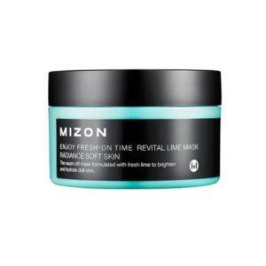 Маска Enjoy Fresh-On Time Revital Lime Mizon