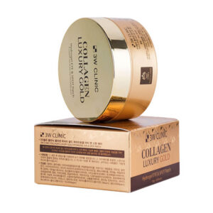 Патчи Collagen Luxury Gold Hydrogel 3W CLINIC