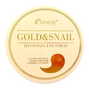 Патчи для век Gold & Snail Esthetic House