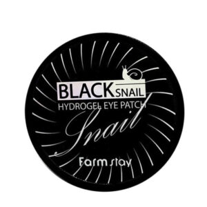 Патчи Black Snail Hydrogel FarmStay