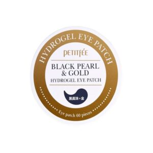 Патчи Black Pearl&Gold Hydrogel PetitFee