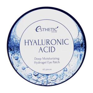 Патчи Hyaluronic Acid Hydrogel Esthetic House