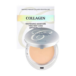 Пудра Collagen Whitening SPF30 PA+++Enough