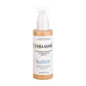 Тональная основа Collagen Whitening SPF 15 ENOUGH
