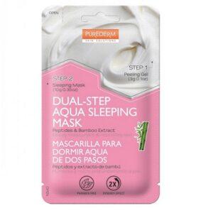 Маска Dual-Step Aqua Purederm