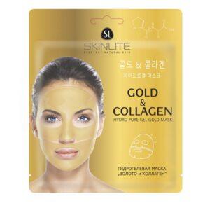 Маска Gold&Collagen Hydro Pure Skinlite