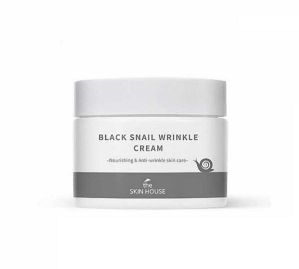 Крем Black Snail Wrinkle The Skin House