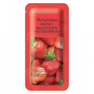 Маска Strawberry Yogurt Skinlite