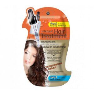 Маска для волос укрепление и объем Skinlite