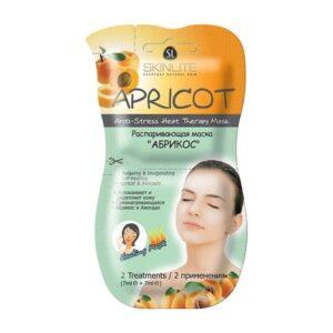 Маска Apricot Anti-Stress Heat Therapy Skinlite