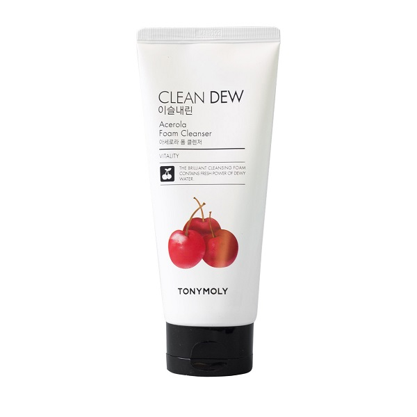 Пенка Clean Dew Acerola Tony Moly