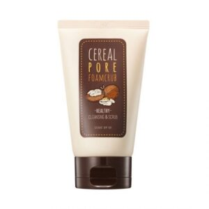 Пенка Cereal Pore Foam Crub Some By Mi