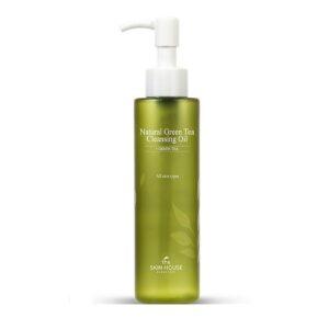 Гидрофильное масло Natural Green Tea The Skin House